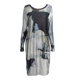 Crea Concept Crea Concept Midnight Print Dress - Multi