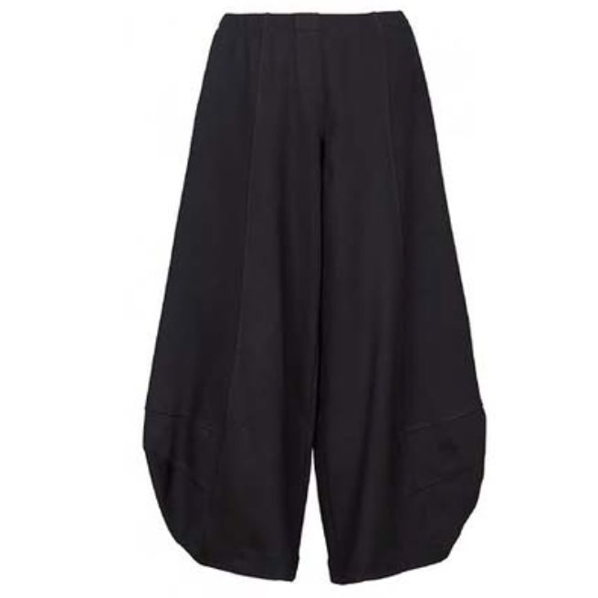 Alembika Alembika Punto Bubble Pants - Black