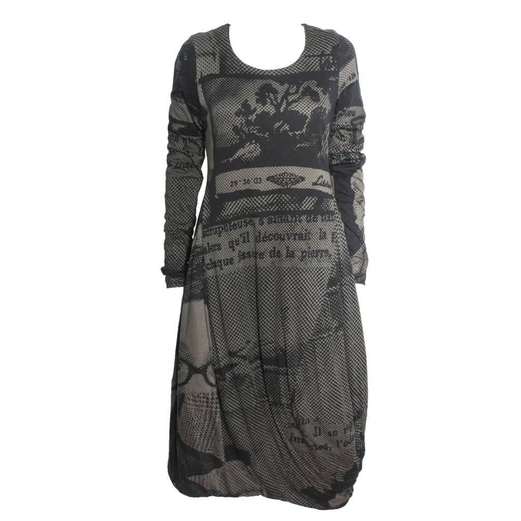 Studio Rundholz Studio Rundholz Print Dress - Mocca