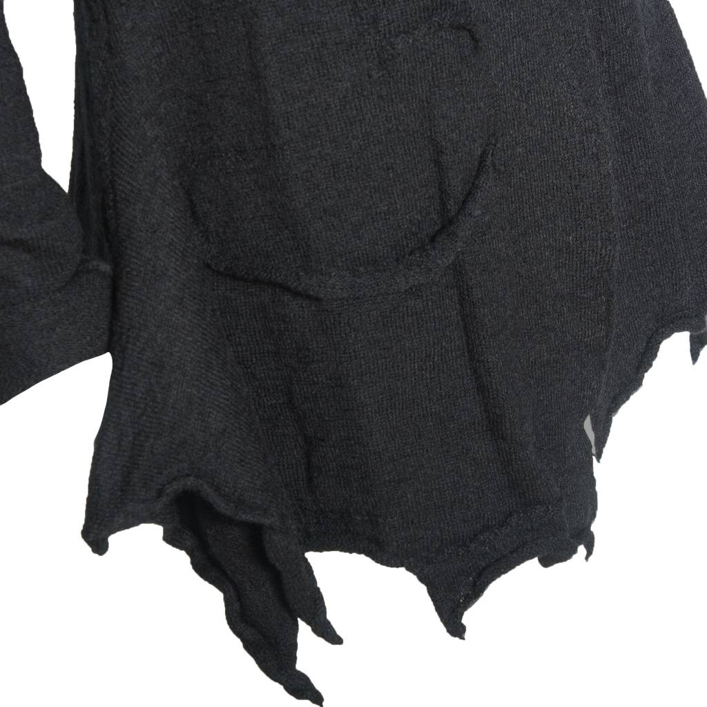 Studio Rundholz Studio Rundholz Long Pocket Cardigan - Black