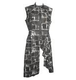 NY77 Design NY77 Design Box Die Print Vest - Grey