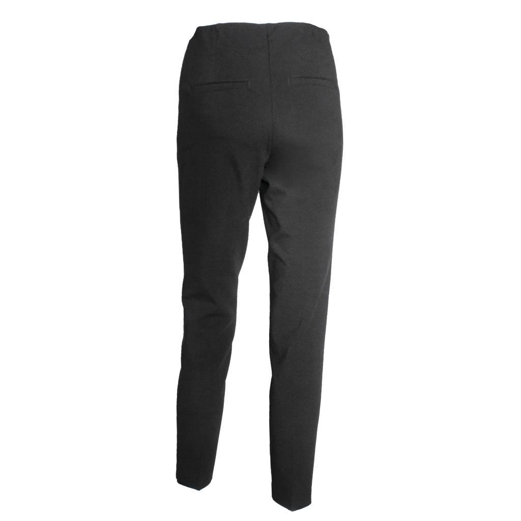 Cambio Cambio Ros Zip Pants - Black