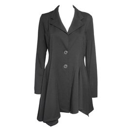 Alembika Alembika Two Button Long Jacket