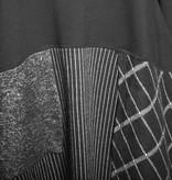 Alembika Alembika Tunic Top - Blk/Grey