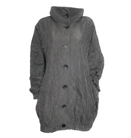 Alembika Alembika Elastic Bottom Jacket - Small Check
