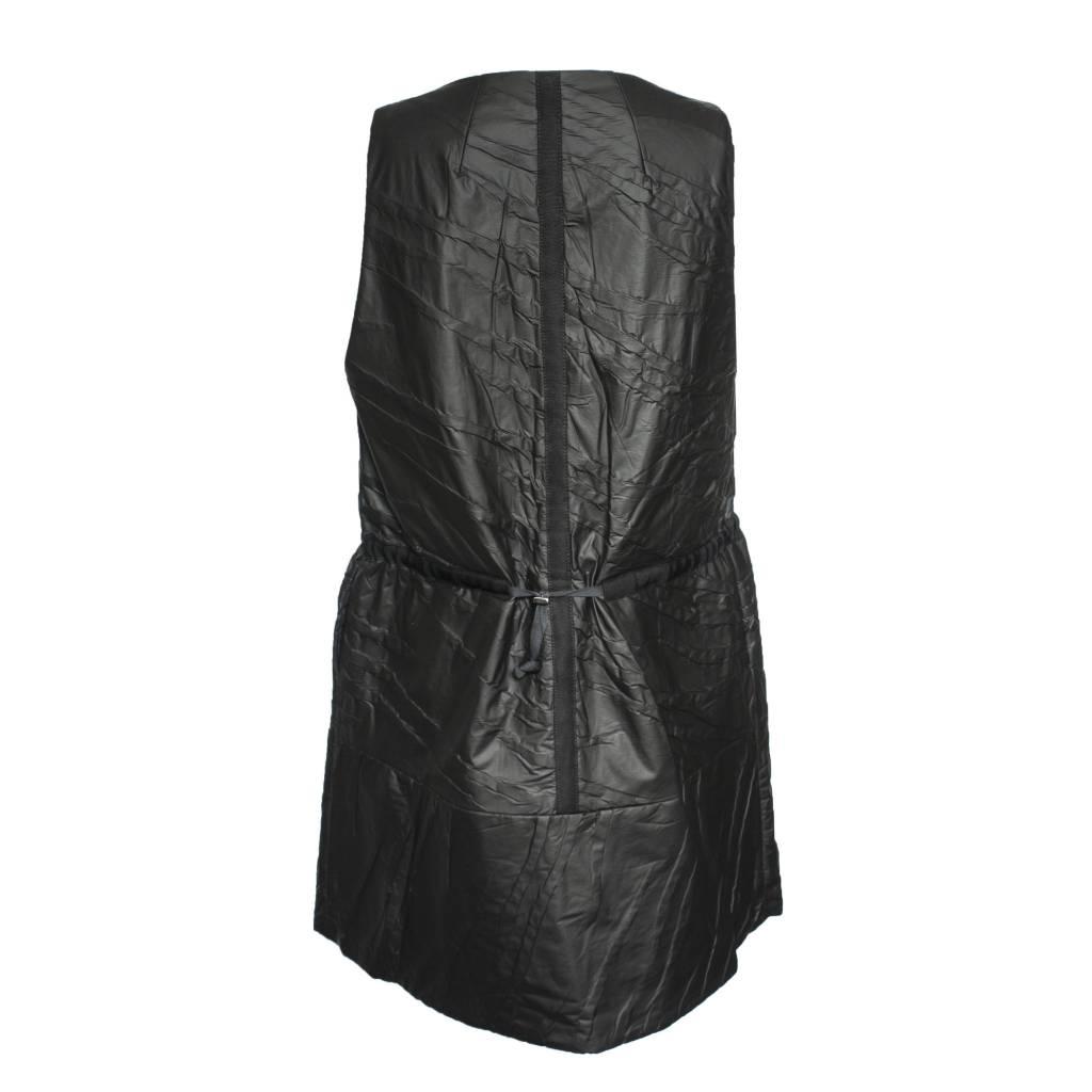 NY77 Design NY77 Design Zip Vest - Black