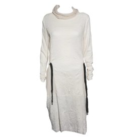 Gershon Bram Gershon Bram Mira Pocket Dress - Ivory
