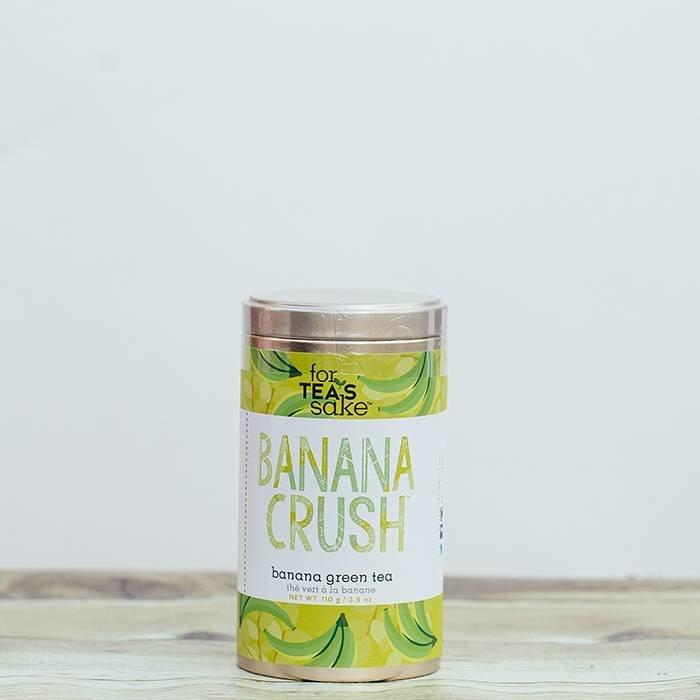 Banana  Crush Green Tea