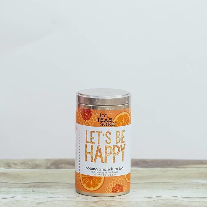 Lets Be Happy Oolong Tea