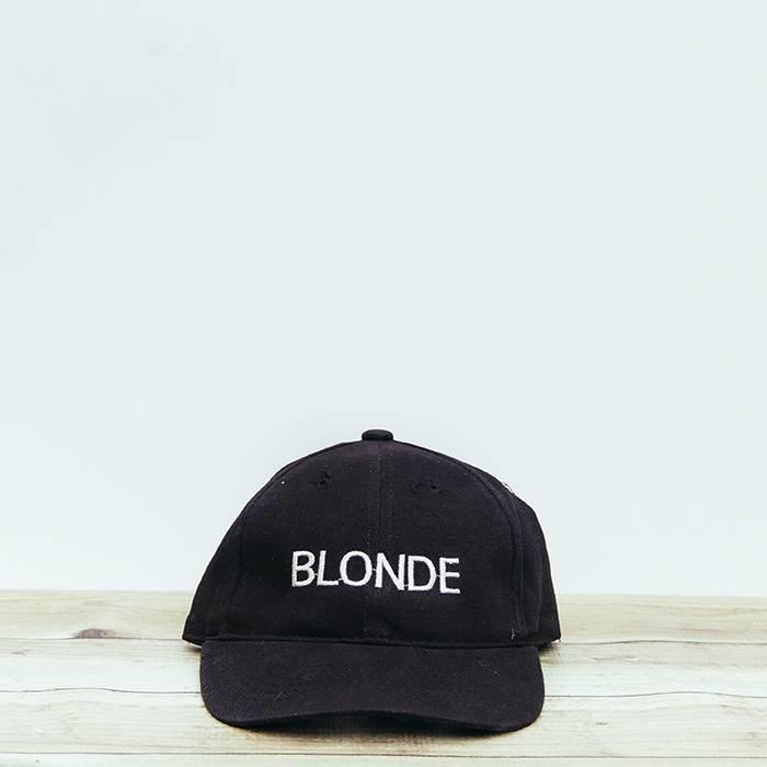 """Blonde"" Baseball Cap"