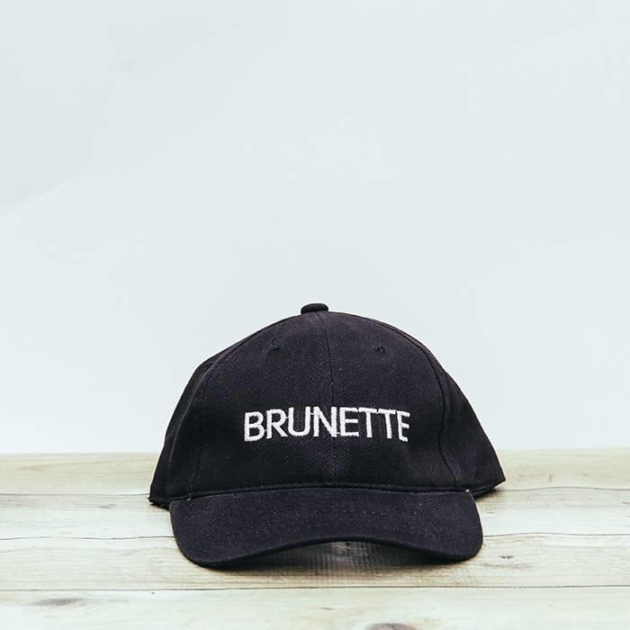 """""""Brunette"""" Baseball Cap"""