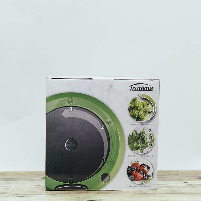 Stressless Salad Spinner 3 In 1