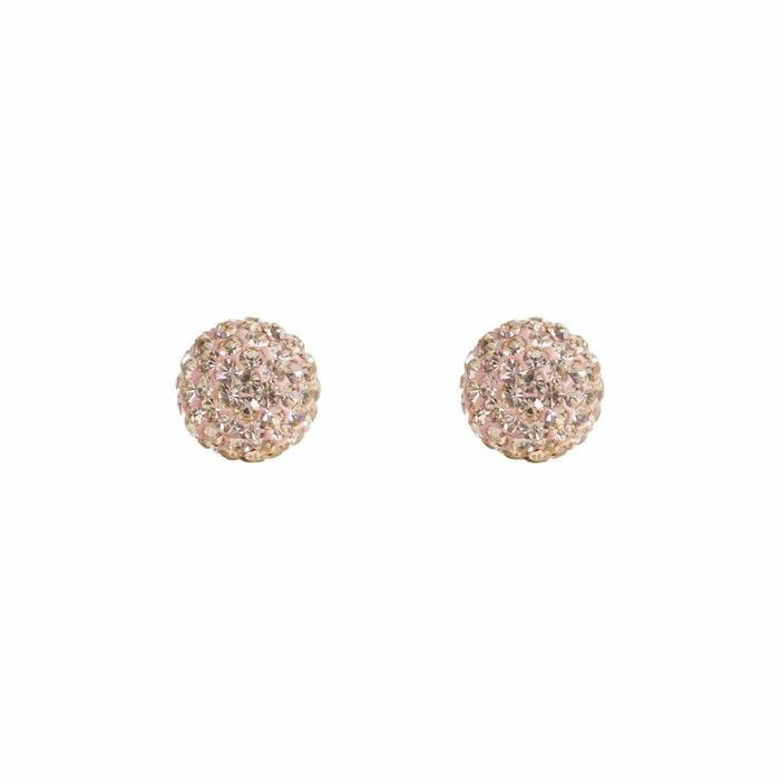 Radiance Stud Rose Gold