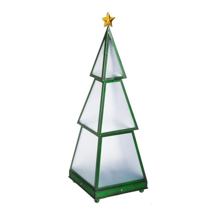 Colour Changing Outdoor Tree Lantern
