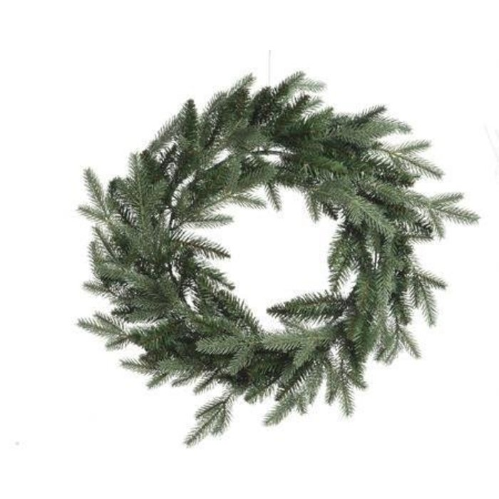 """Aspen Wreath 27 """"x 7"""""""
