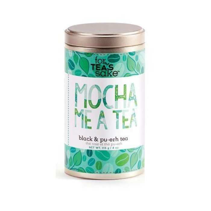 Mocha Me A Tea Black Tea 100g