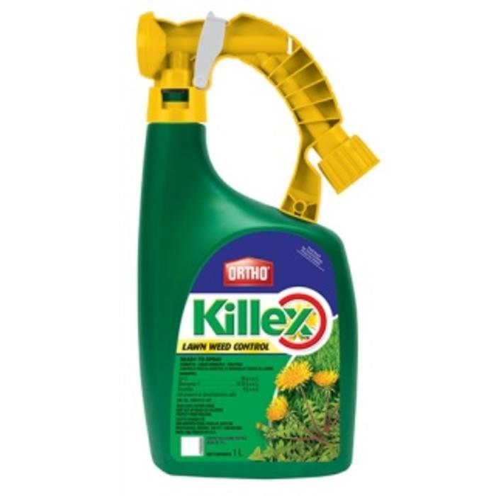 Killex Lawn Weed Control 1L