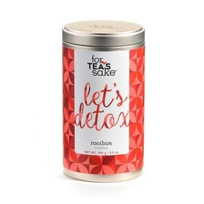 Let's Detox Wellness Blend Tea 100g