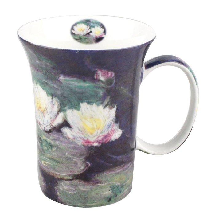 Monet Classics Set of 4 Mugs