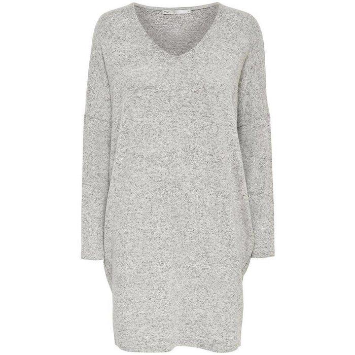 Maye Long Sleeve V-Neck Dress