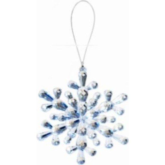 Glo Flake Ornament