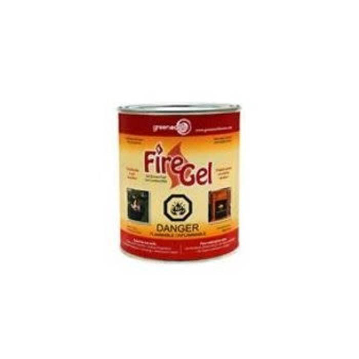 Fire Gel Crackle 13oz
