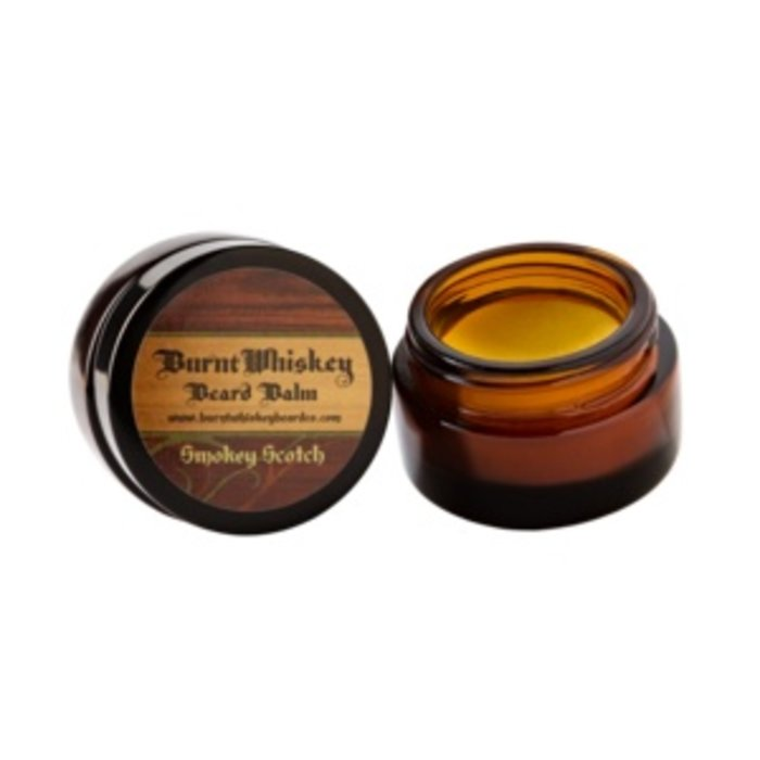 Smokey Scotch Beard Balm 15ml