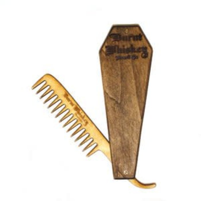 Coffin Comb Wooden