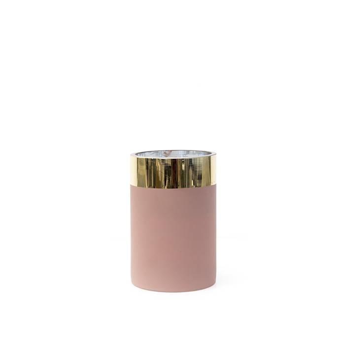Rosina Glass Cylinder Vase