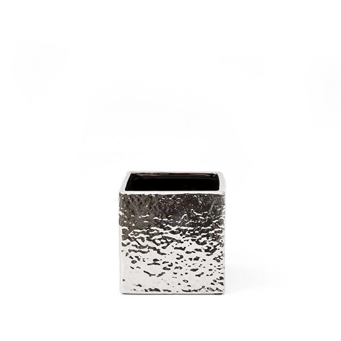 Giada Ceramic Cube Vase