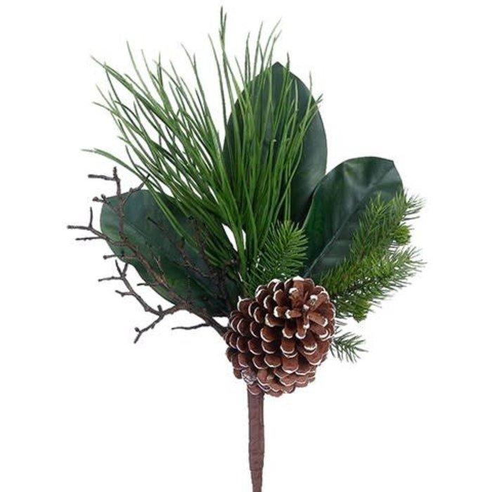 "Pine Cone Twig Pick  17"""