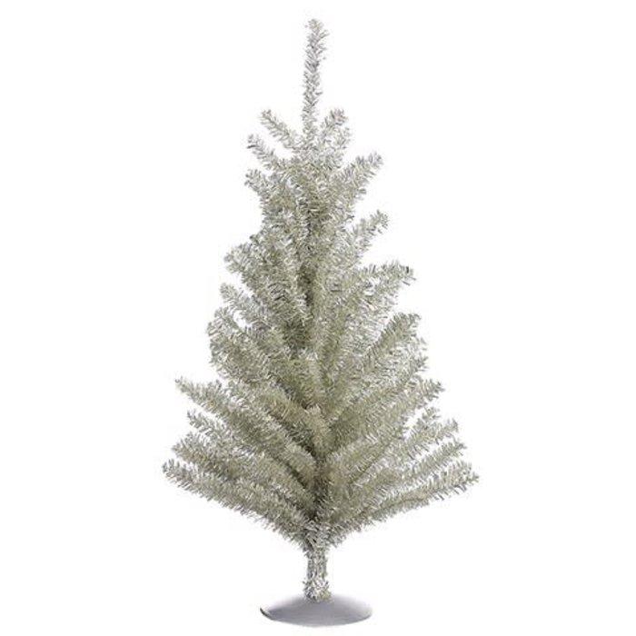 "Tinsel Tree 15"" x 9"""