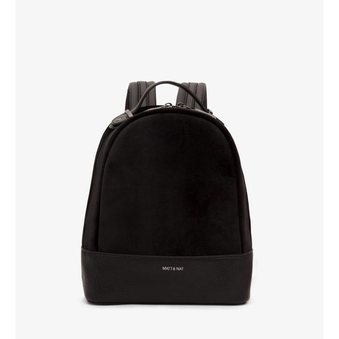 Acri Velvet Dwell Mini Backpack