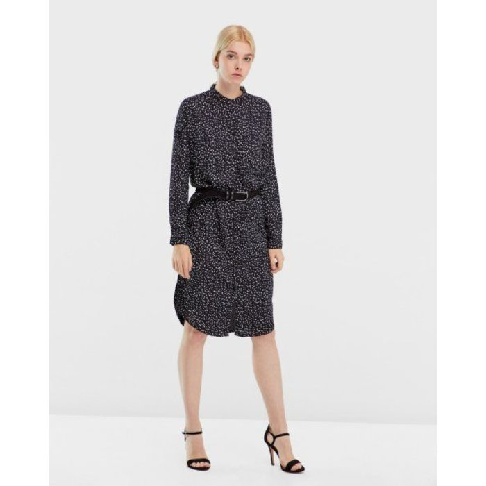 Molly Long Shirt Dress