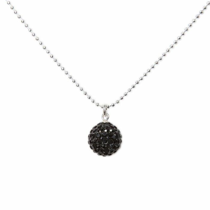 Radiance Necklace Black