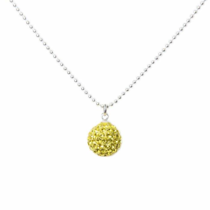 Radiance Necklace Yellow
