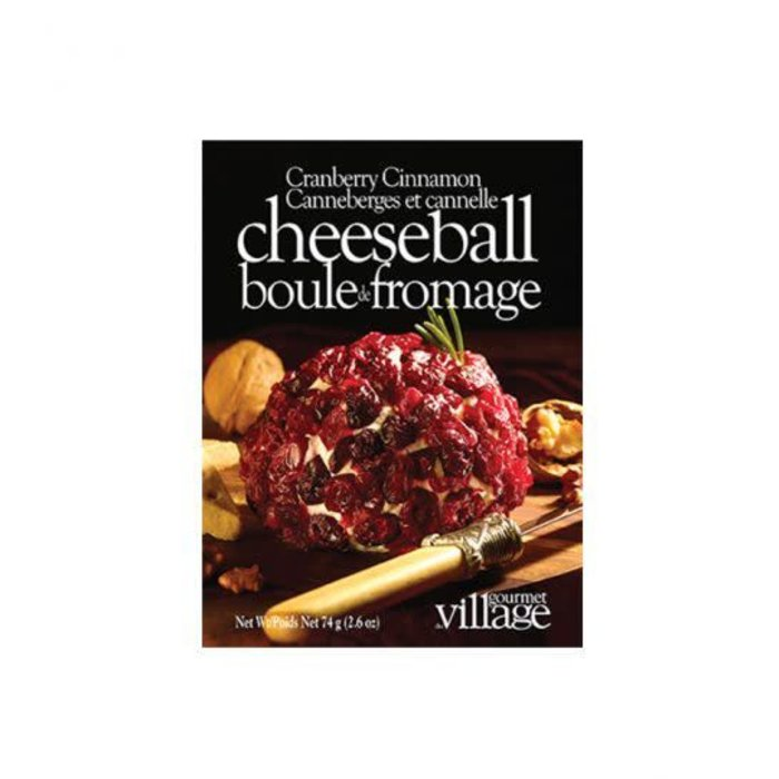 Cheeseball Mix Cranberry Cinnamon