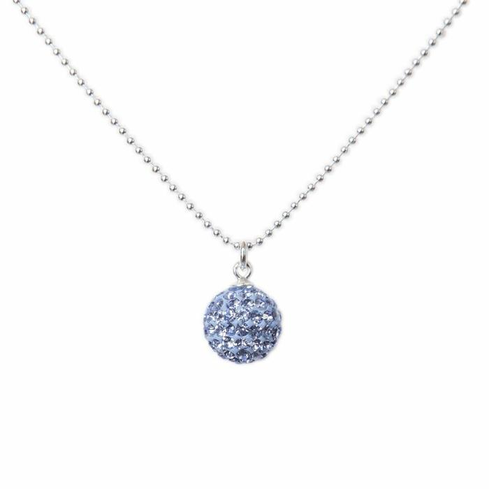 Radiance Necklace Denim