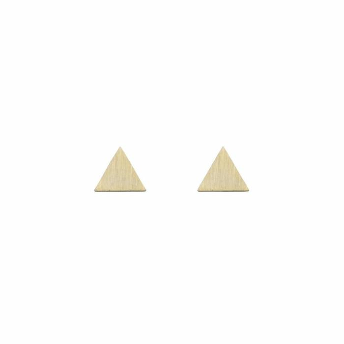 Mini Metal Stud Triangle