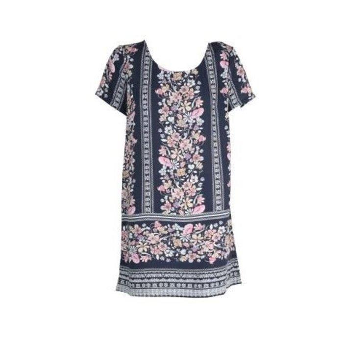 In Bloom Tee Dress