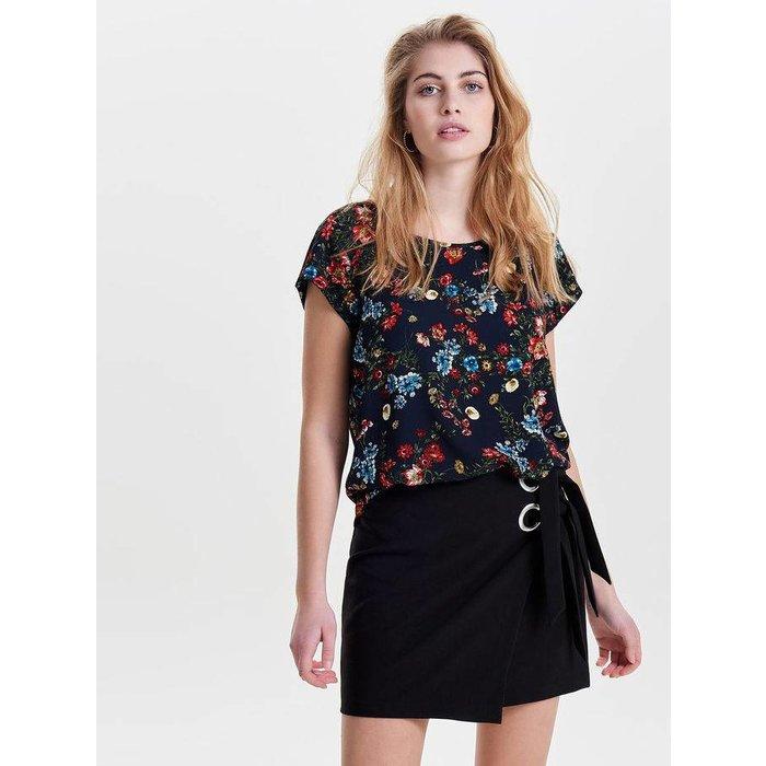 Nova Short Sleeve Lux Top