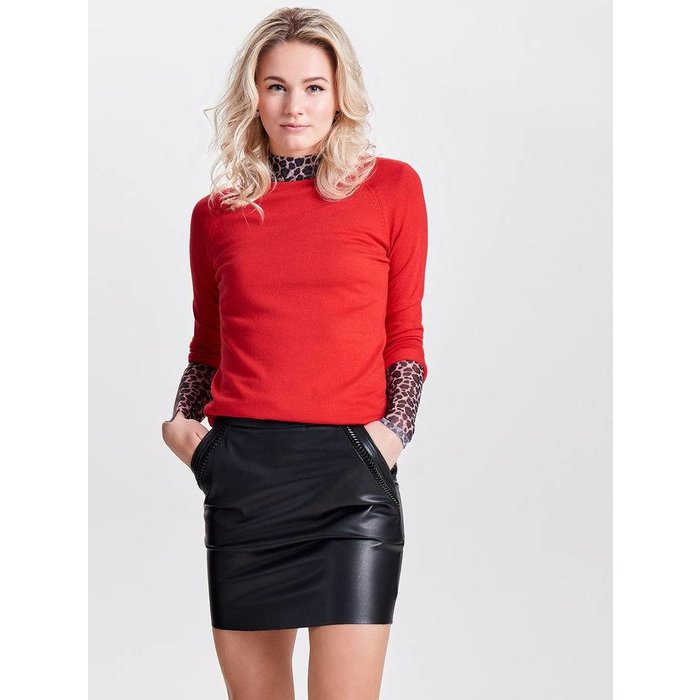 Mila Lacy Pullover