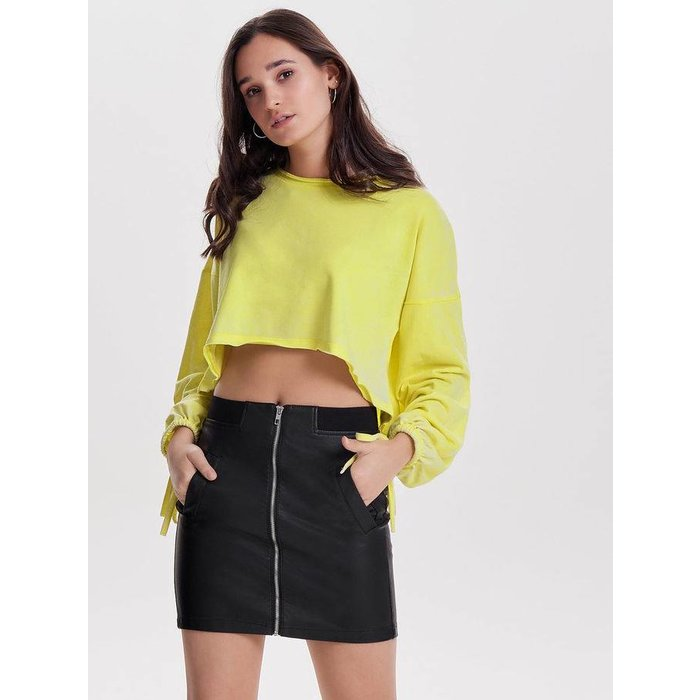 Louise Short Balloon Sleeve Top