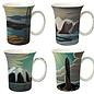 Harris Set of 4 Mugs