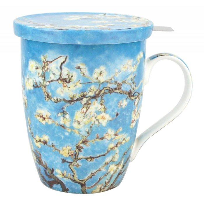 Tea Mug Van Gogh Almond Blossom