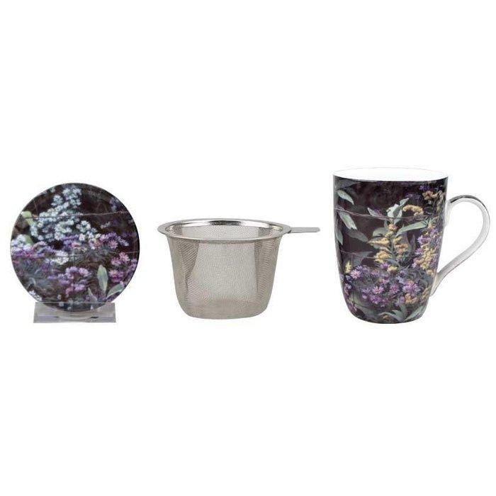 Bateman Roadside Tapestry Tea Mug