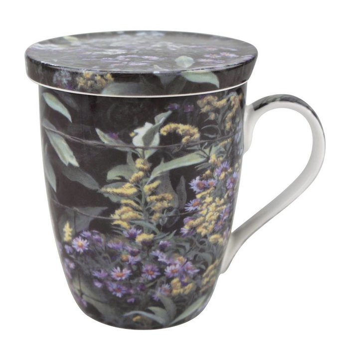 Bateman Roadside Tapestry Tea Mug
