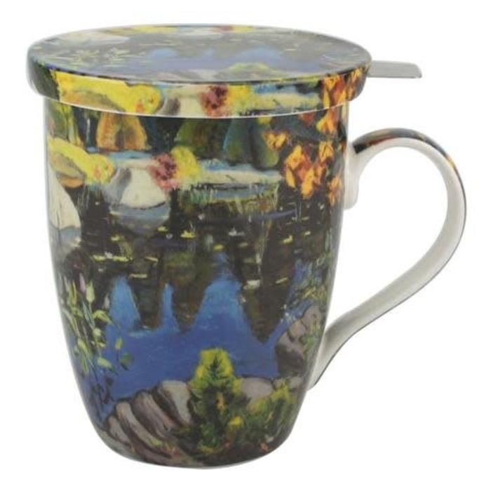 Lismer Lily Pond Tea Mug