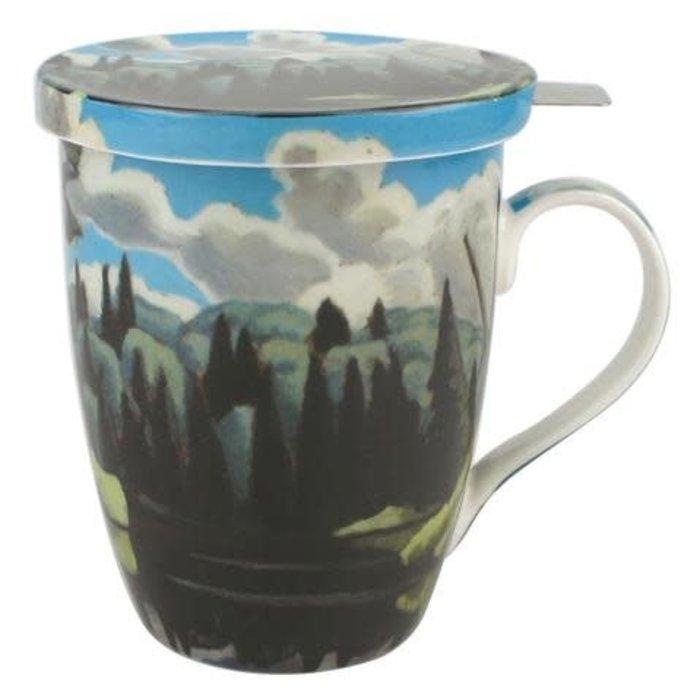 Harris Lake in Algonquin Park Tea Mug
