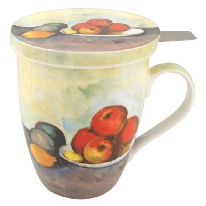 Cezanne Still Life with Apples Tea Mug